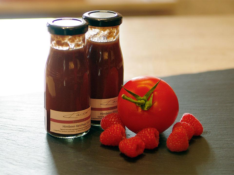 Himbeer-Ketchup