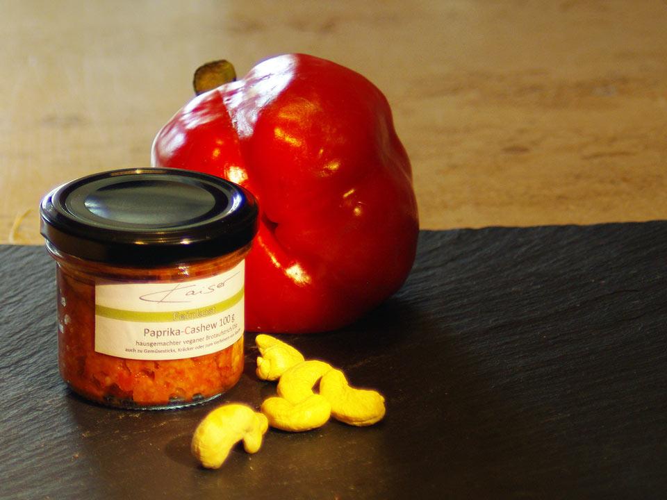 Paprika-Cashew