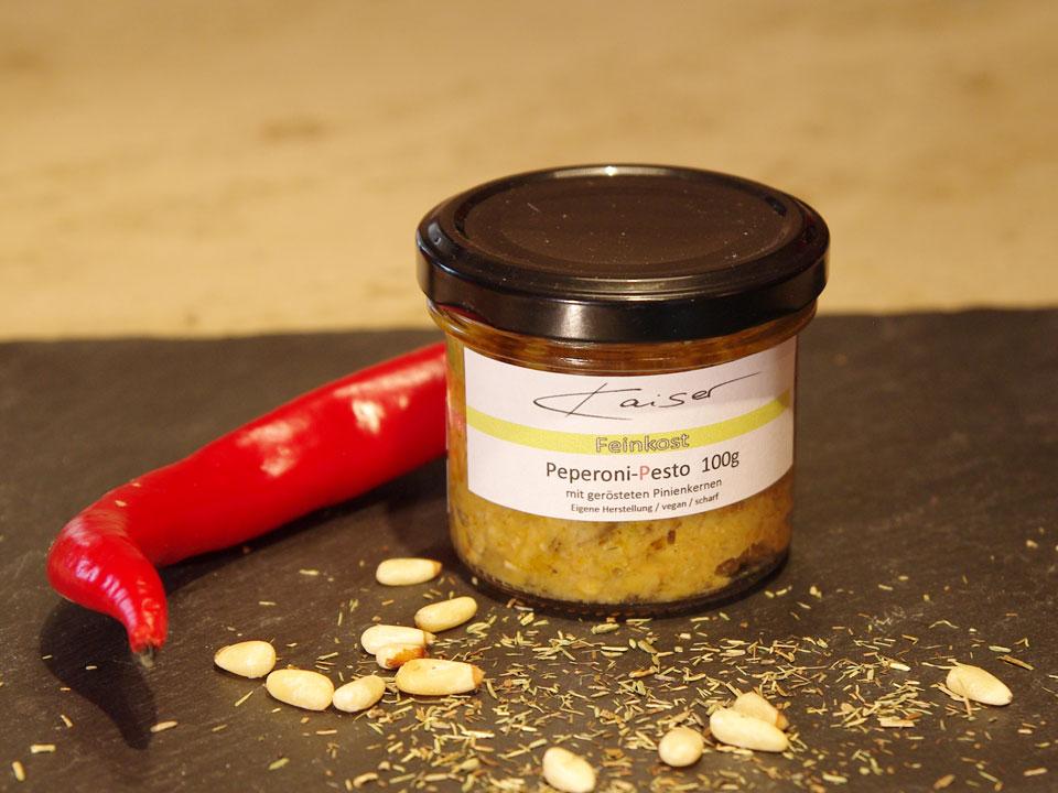 Peperoni-Pesto